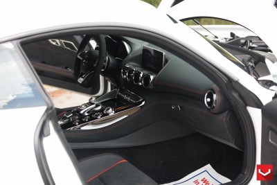 2016 Mercedes Benz GTS - © Vossen Wheels 2015 1114_16673270913_o