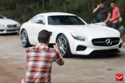 2016 Mercedes Benz GTS - © Vossen Wheels 2015 1127_17293025911_o