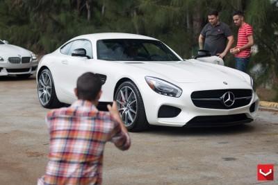 2016 Mercedes Benz GTS - © Vossen Wheels 2015 1128_17291694312_o