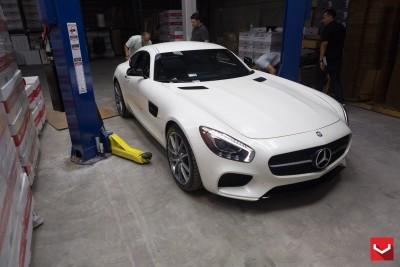 2016 Mercedes Benz GTS - © Vossen Wheels 2015 1166_17107314229_o