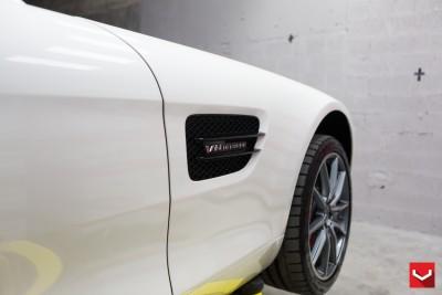 2016 Mercedes Benz GTS - © Vossen Wheels 2015 1224_16673269703_o