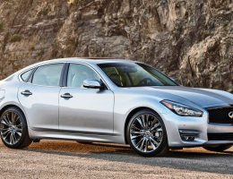 Update1 – 2016 INFINITI Q70 Premium Select Bows At Pebble Beach With Black Chrome Details