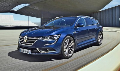 2016 Renault Talisman Estate 1 - Copy