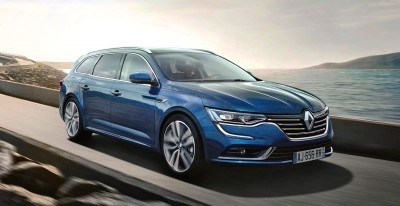 2016 Renault Talisman Estate 10