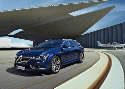 2016 Renault Talisman Estate 1