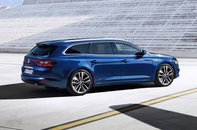 2016 Renault Talisman Estate 4