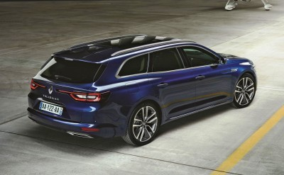 2016 Renault Talisman Estate 5