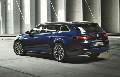 2016 Renault Talisman Estate 6