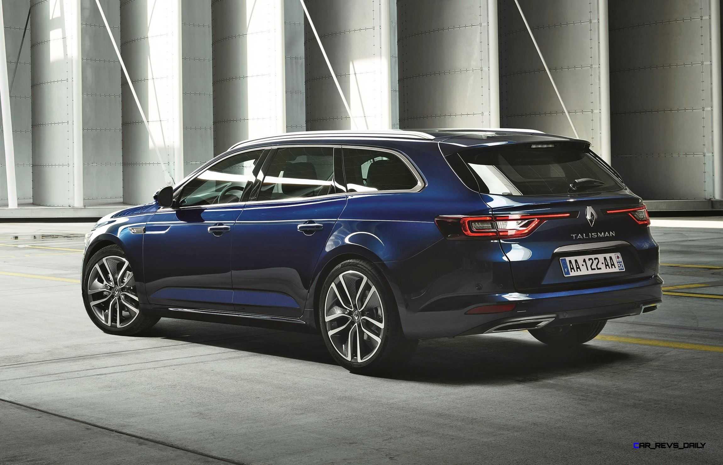 small garages ideas - 2016 Renault Talisman Estate
