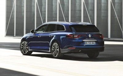 2016 Renault Talisman Estate 7
