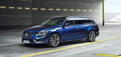 2016 Renault Talisman Estate 8