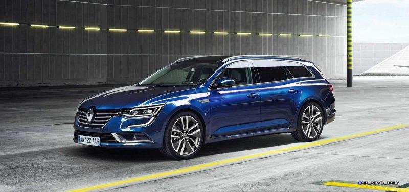 2016 Renault Talisman Estate 8