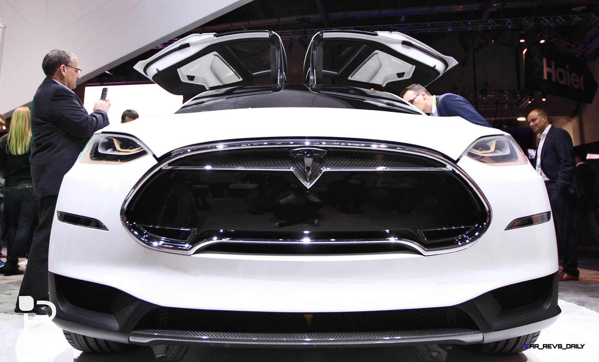 2016 Tesla Model X 13