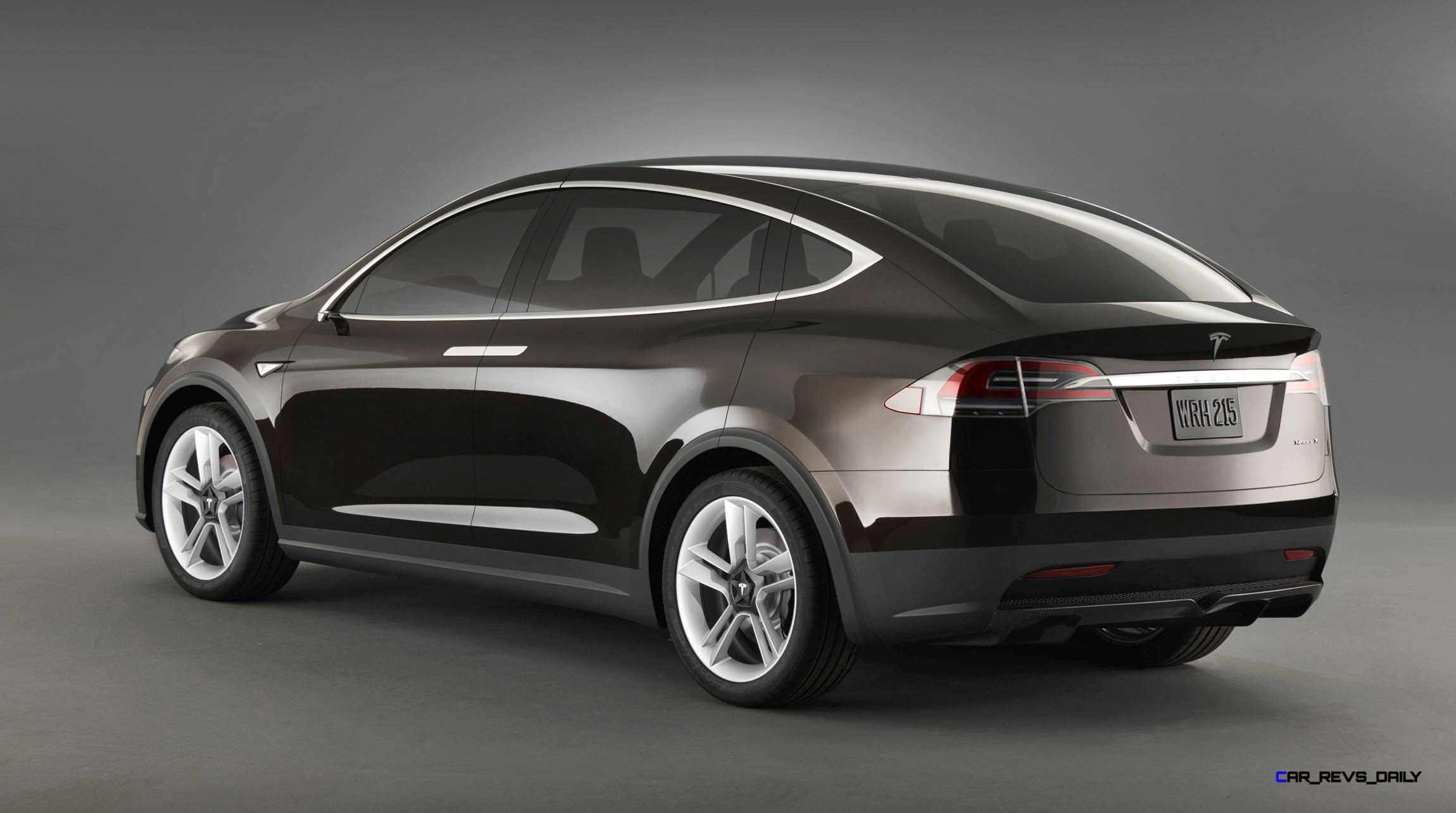 2016 Tesla Model X 16