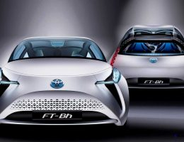 Concept Flashback – 2012 Toyota FT-Bh Envisioned 135-MPG SuperPrius