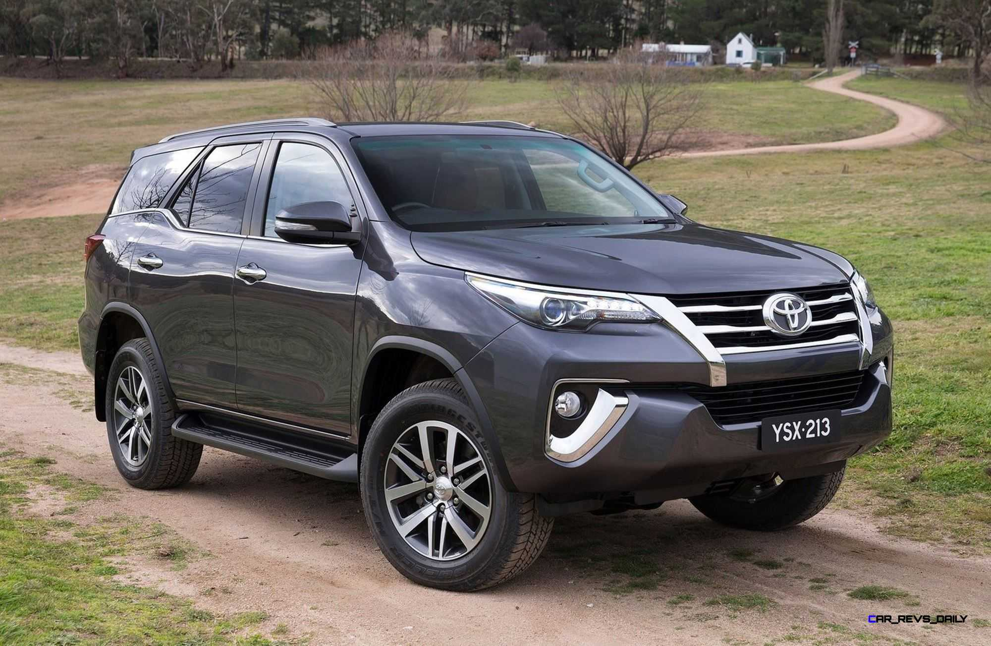 2016 Toyota Fortuner Global Suv Previews Us Market 2018 Lexus Gx460 Replacement