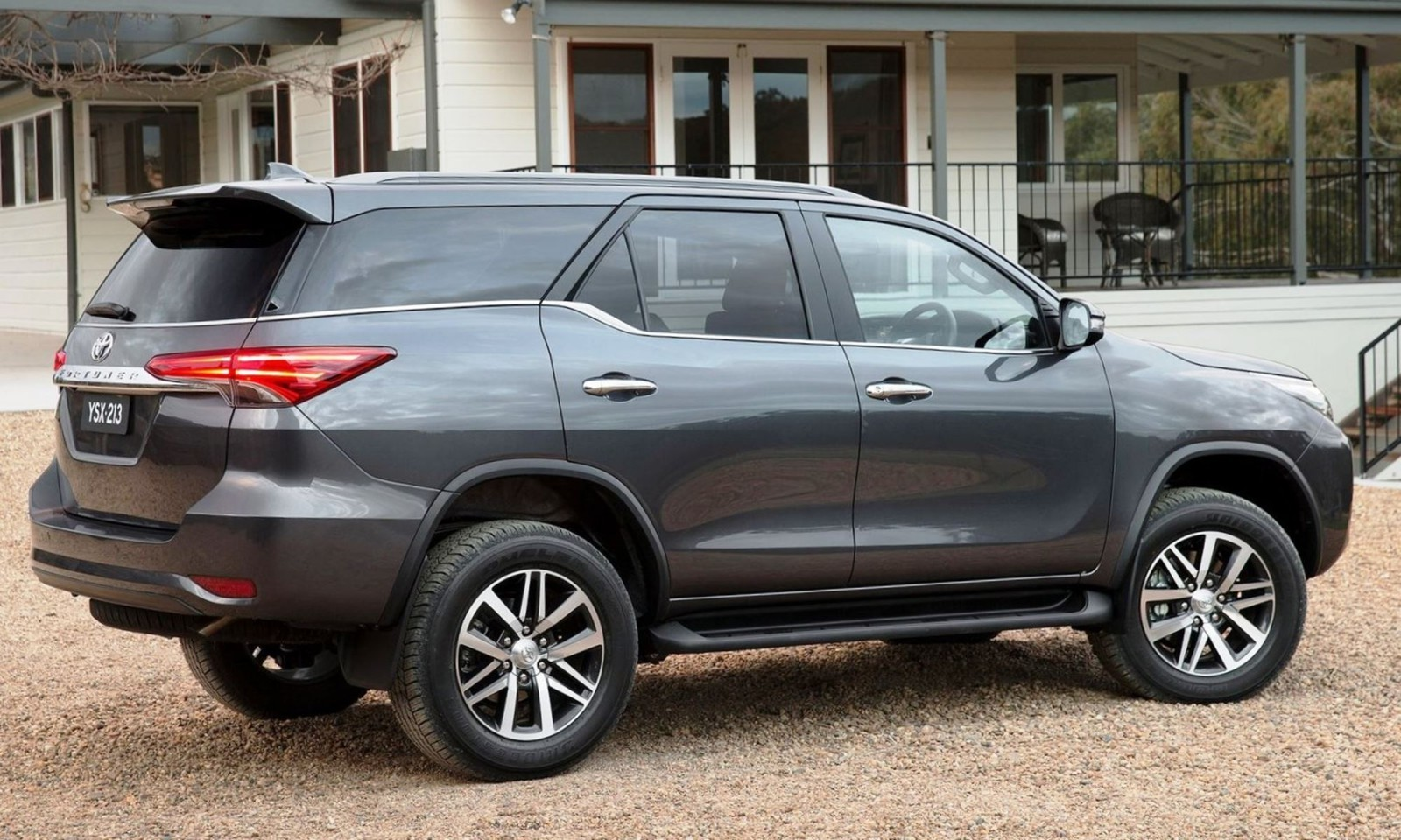 2016 toyota fortuner global suv previews usmarket 2018