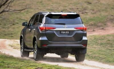 2016 Toyota Fortuner 20