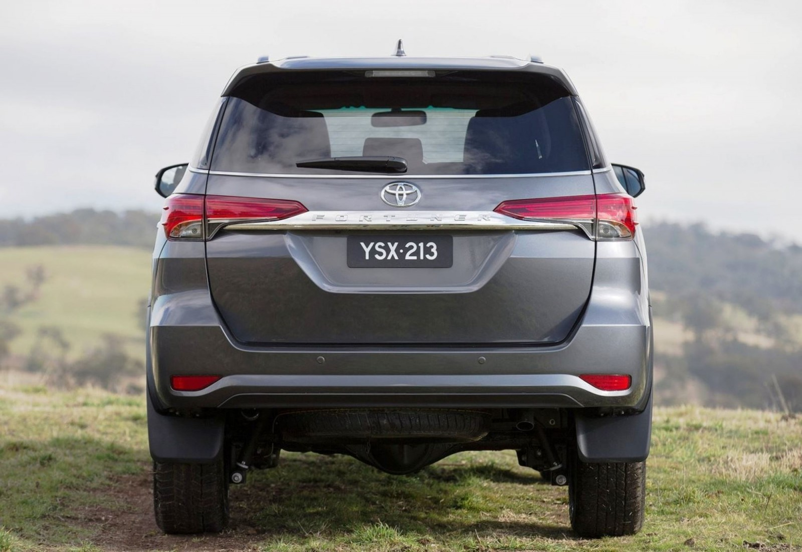 2016 Toyota FORTUNER Global SUV Previews US-Market 2018 Lexus GX460 ...