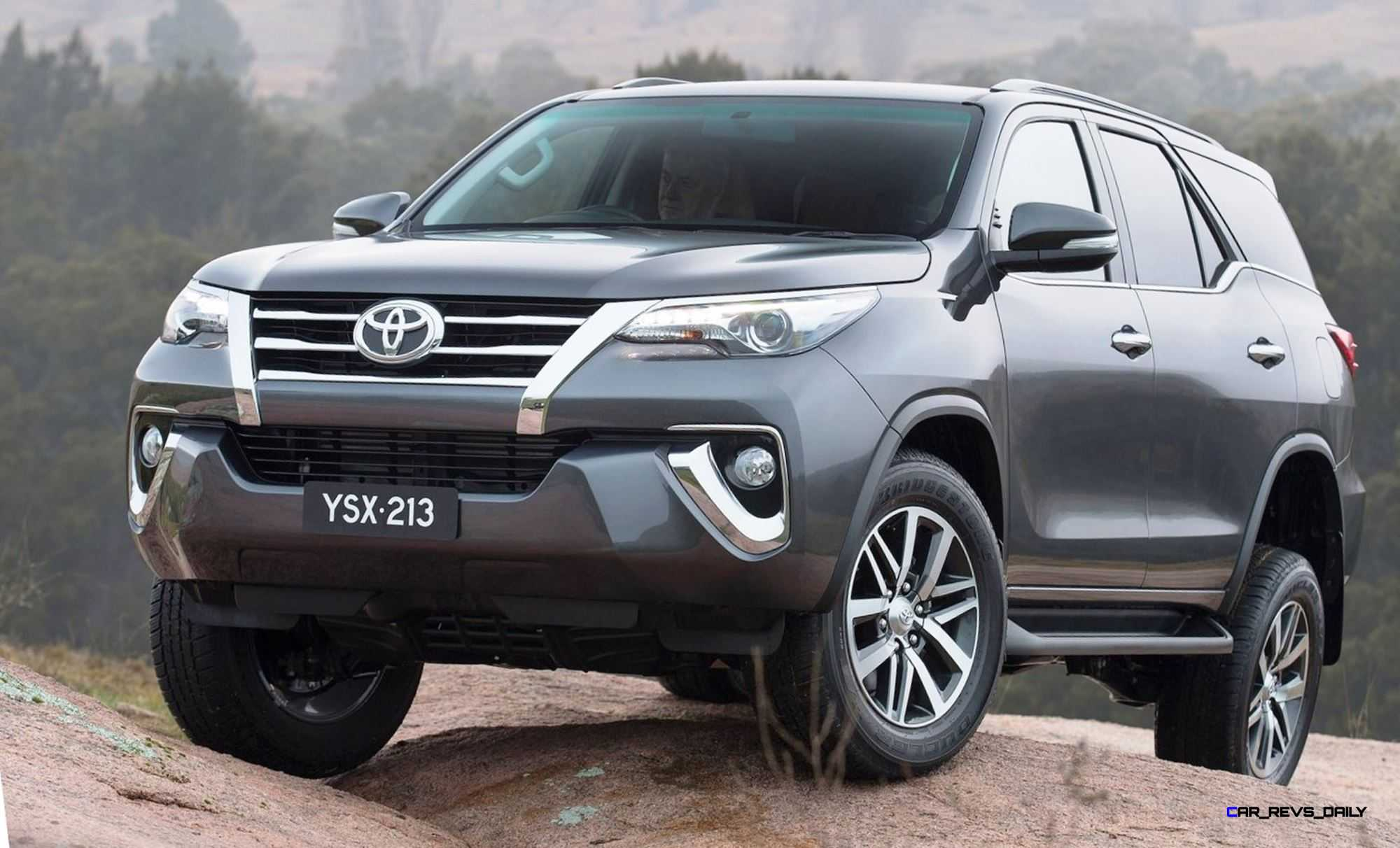 Toyota Prado 2018 New Model >> Fortuner Or Prado | Autos Post