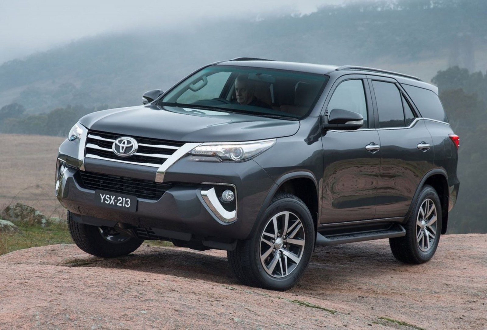2016 Toyota FORTUNER Global SUV Previews US-Market 2018 ...