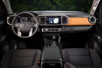2016 Toyota Tacoma Pricing
