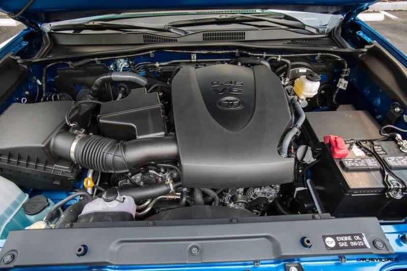 2016 Toyota TACOMA 40
