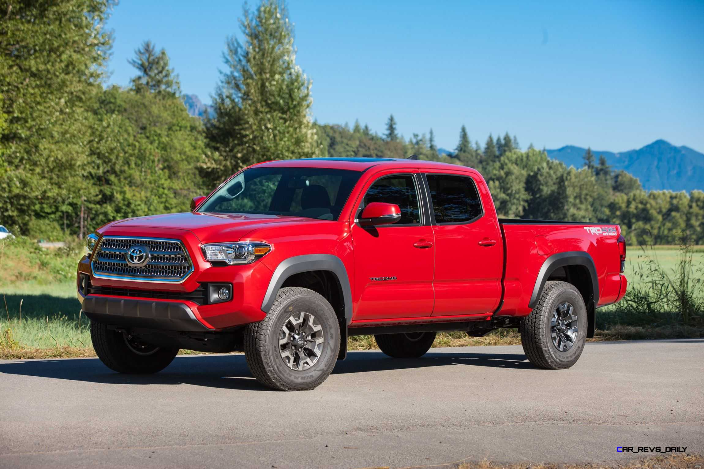 2016 toyota tacoma pricing and tech specs ahead of mid october. Black Bedroom Furniture Sets. Home Design Ideas
