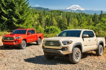 2016 Toyota TACOMA Pricing and Tech Specs Ahead of Mid-October Showroom Arrival