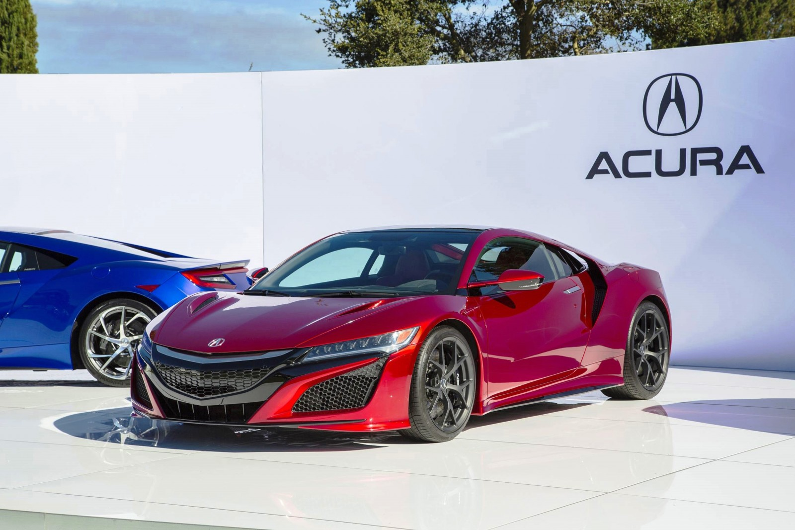 2016 acura nsx carbon options. Black Bedroom Furniture Sets. Home Design Ideas