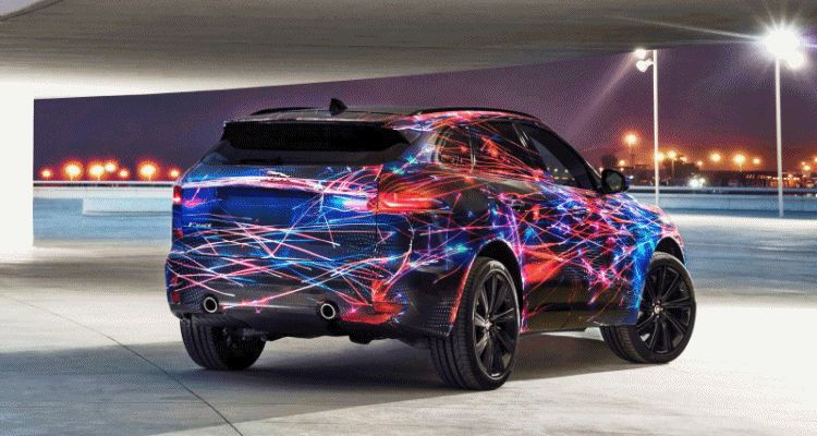 2017 Jaguar F-PACE Preview F-Type Chassis + AWD SUV Stance = Ruthless Macan-Hunter