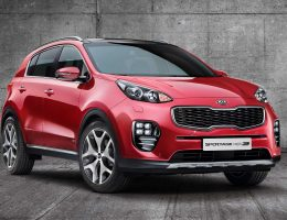 2017 KIA Sportage First Look: GT Line Quad LEDs + Euro Handling Focus