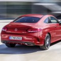 2017 Mercedes-Benz C300 Coupe Revealed - Arrives Stateside in March 2016 With High-Fashion Style