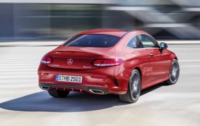 2017 Mercedes-Benz C-Class Coupe