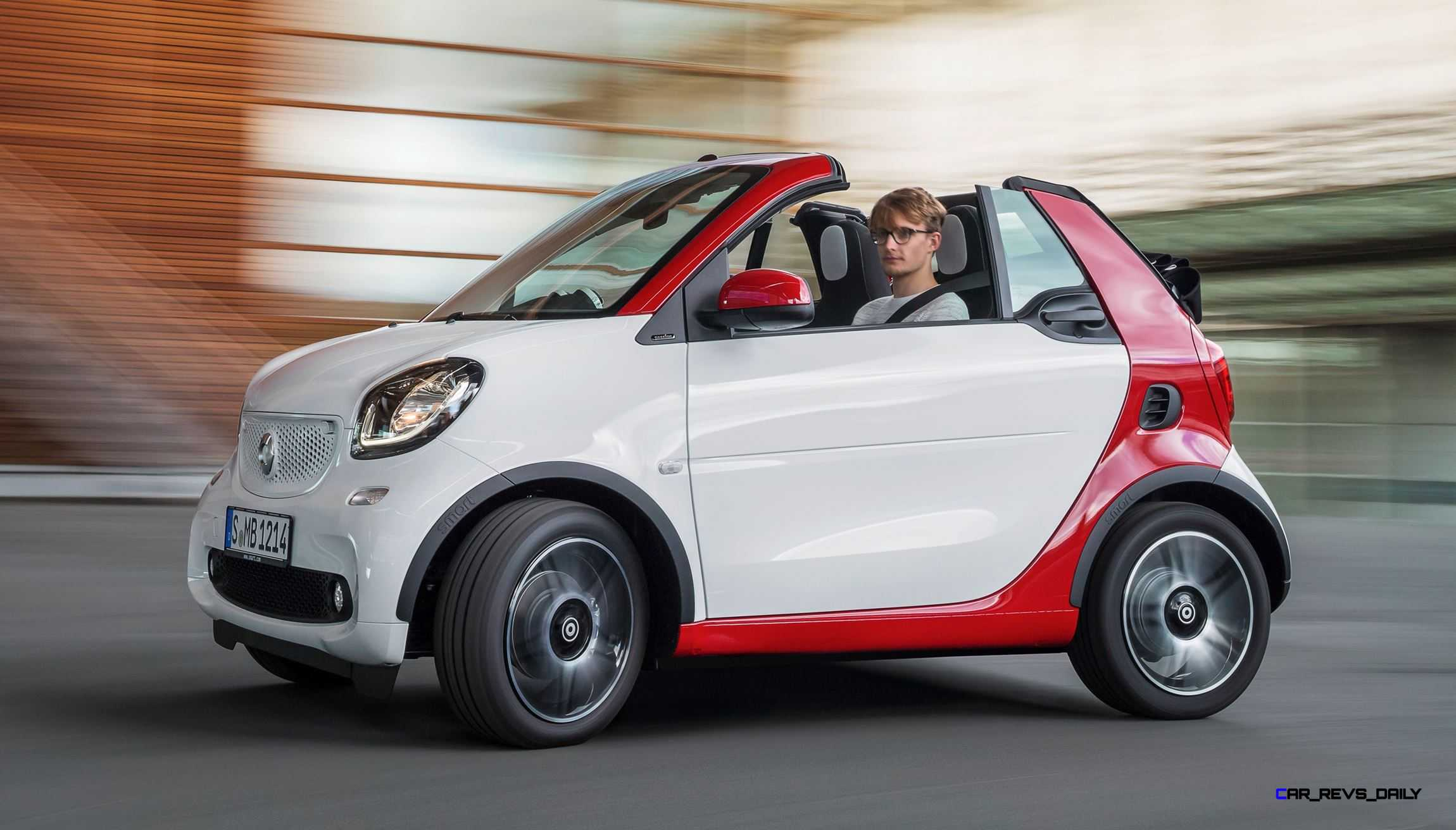 smart forfour mini electric cars and micro urban cars