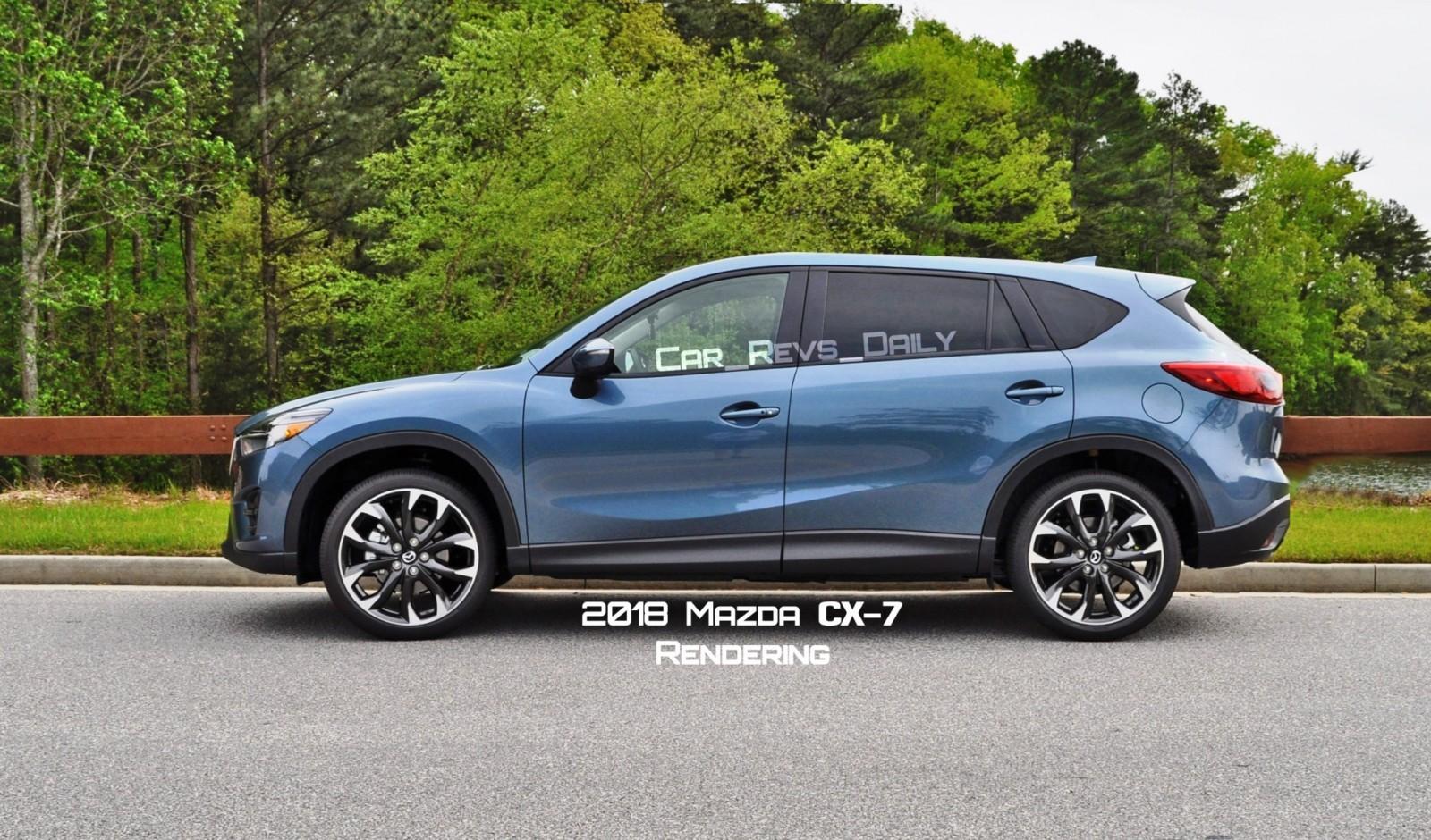 Kelebihan Mazda Cx 7 2017 Tangguh