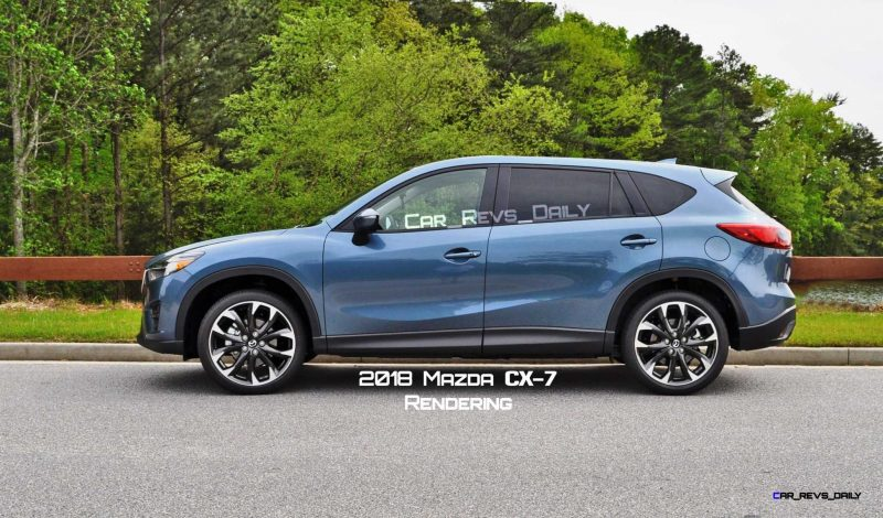 2018 Mazda CX-7 Rendering Shows Longer, 7-Seater CX-5 Sibling 2018 Mazda CX-7 Rendering Shows Longer, 7-Seater CX-5 Sibling 2018 Mazda CX-7 Rendering Shows Longer, 7-Seater CX-5 Sibling 2018 Mazda CX-7 Rendering Shows Longer, 7-Seater CX-5 Sibling
