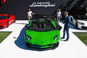 2016 Lamborghini Aventador LP 750-4 Superveloce Roadster Premiere + Colorizer