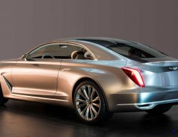 2015 Hyundai Vision G Concept Coupe – A Genesis SuperCoupe to Wow Pebble Beach?
