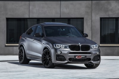 BMW X4 by LIGHTWEIGHT Performance 1