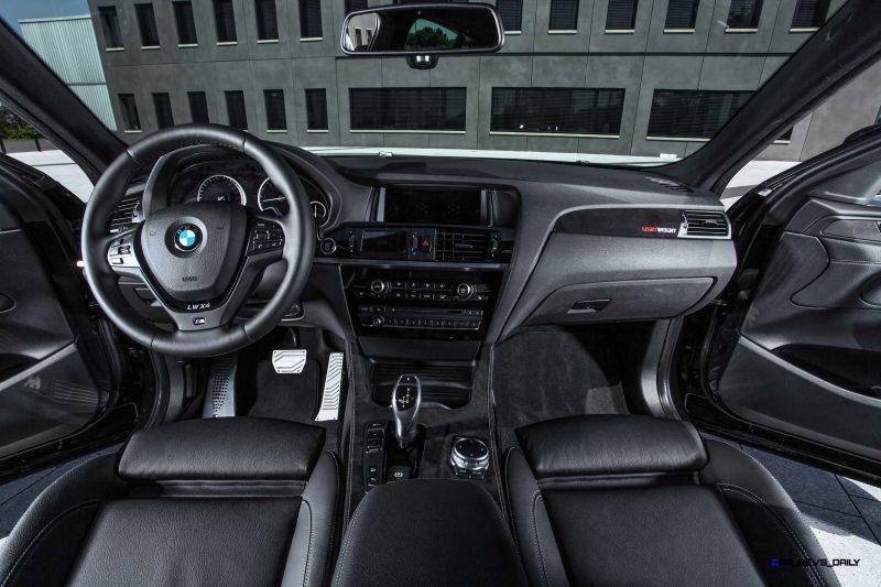 BMW X4 by LIGHTWEIGHT Performance 10