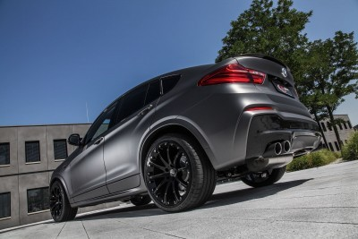 BMW X4 by LIGHTWEIGHT Performance 15