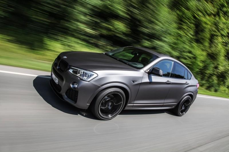BMW X4 by LIGHTWEIGHT Performance 16