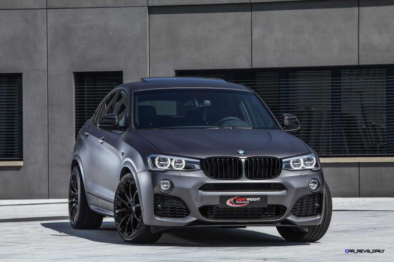 BMW X4 by LIGHTWEIGHT Performance 20