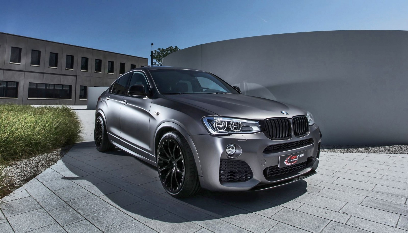 Bmw Rims 22 Inch >> BMW X4 by LIGHTWEIGHT Performance