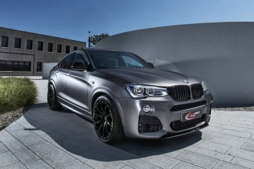 BMW X4 by LIGHTWEIGHT Performance Is Shockingly Sexy Custom Crossover