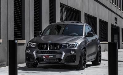 BMW X4 by LIGHTWEIGHT Performance 23