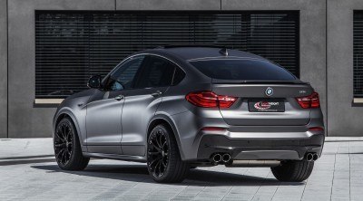 BMW X4 by LIGHTWEIGHT Performance 24