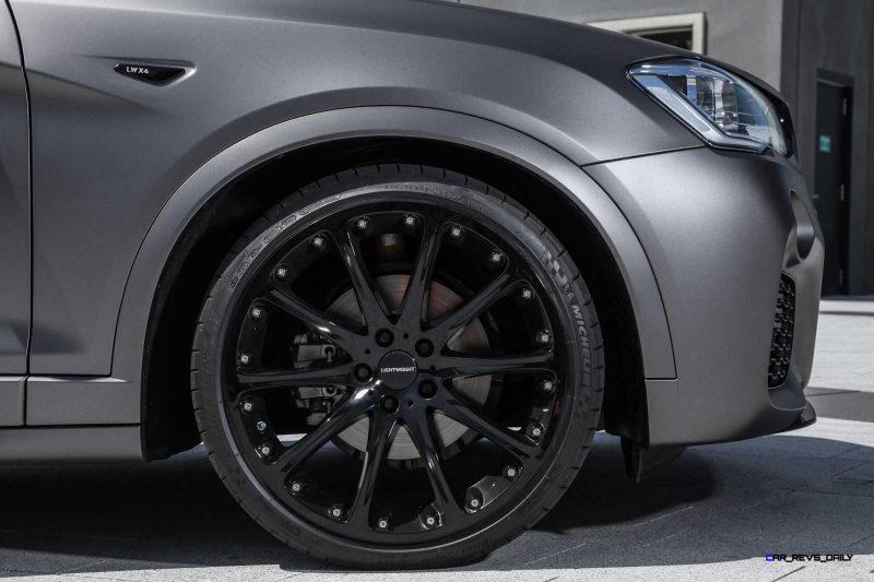 BMW X4 by LIGHTWEIGHT Performance 26