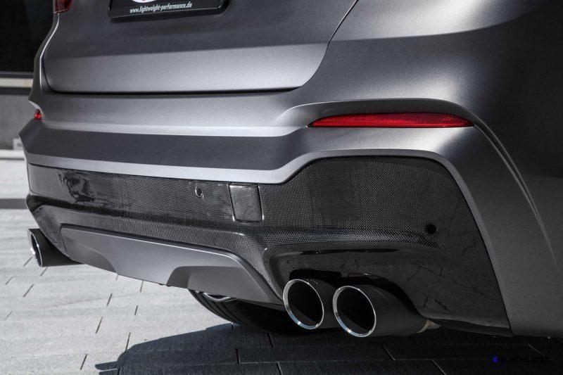 BMW X4 by LIGHTWEIGHT Performance 3